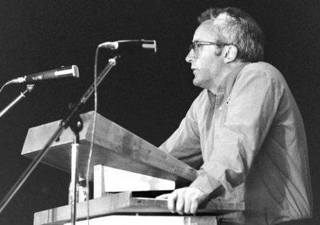 Feldt i talarstolen, Trollhättan 1982