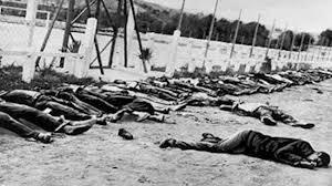 Civil offer under Algeriska frihetskriget (1956-1962), under vilket totalt cirka 1 miljon algerier dödades.